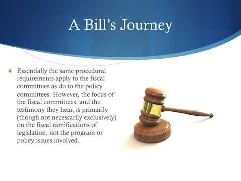 Introduction to the California Legislature